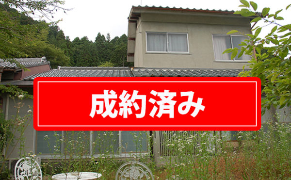 01 1 600x371 - 【ご成約済】柳生十兵衛が道場を開いた柳生の里の9SLDK。 目の前には花しょうぶ園があります!