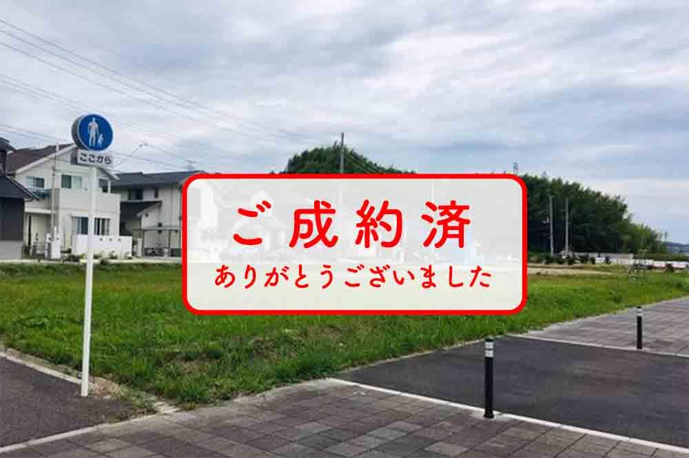 1 21 - ご成約済【売土地】建築条件なし。敷地面積約557坪。木津川市城山台。道路開通!メイン通り沿い。