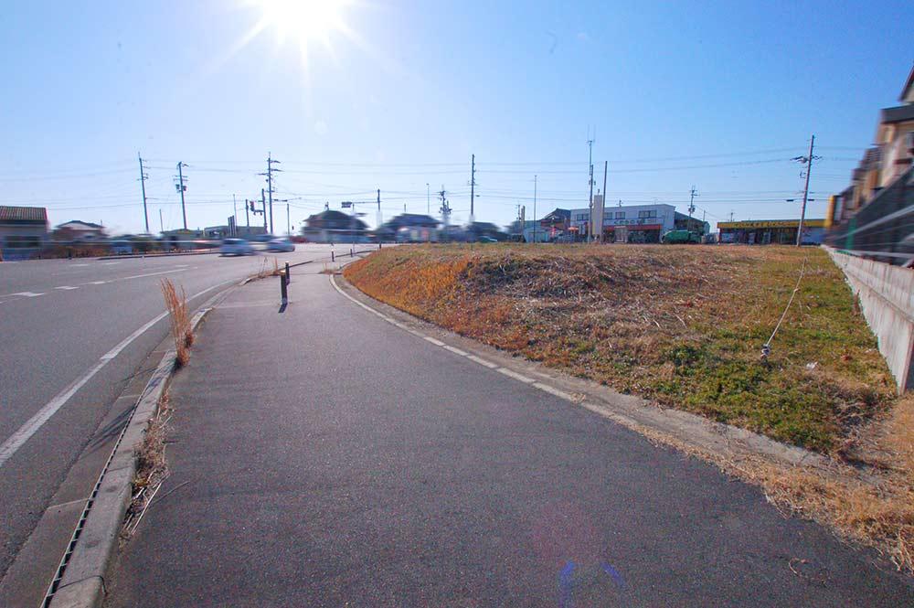 12 1 - 【売土地】建築条件無し|国道24号線沿い|京都府木津川市山城町上狛