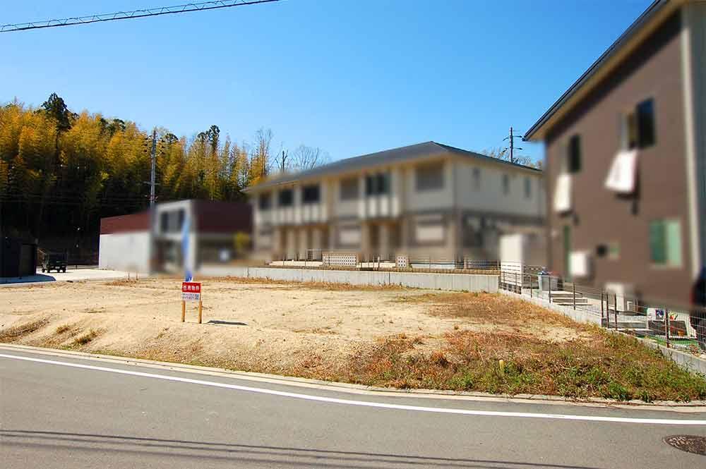 19 16 2 - 建築条件なしの売土地!!!木津川市城山台11丁目で敷地面積が60坪以上です!