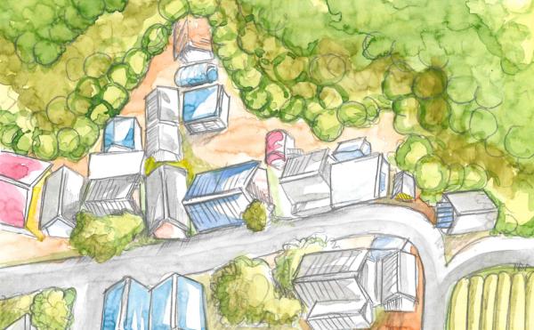 1ef3ddeff6b0d1d2f8bdb1fb58087827 600x371 - 【瓶原】第2弾。広大な敷地に建つ古民家。駐車10台以上可能!