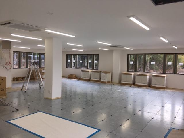 29 - 【城山台】TKレオンビル現場写真