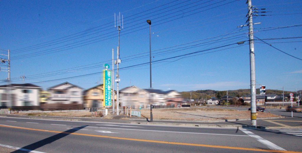 9 2 1024x518 - 【売土地】建築条件無し 国道24号線沿い 京都府木津川市山城町上狛