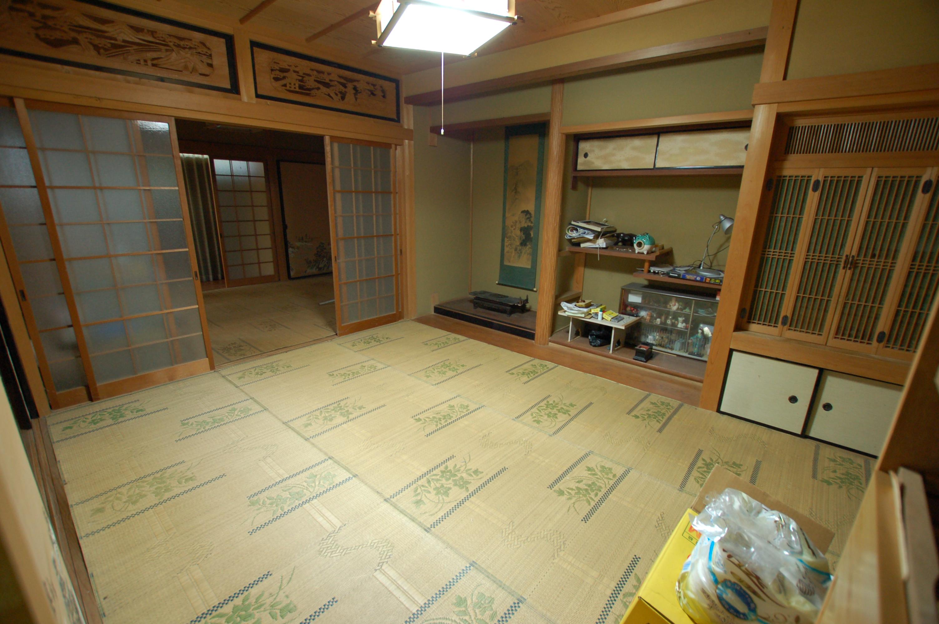 DSC 0043 1 - 【加茂町古家付き売土地】畑や山林もあり、のんび~り田舎暮らしするのにぴったりです。恭仁小学校区です!