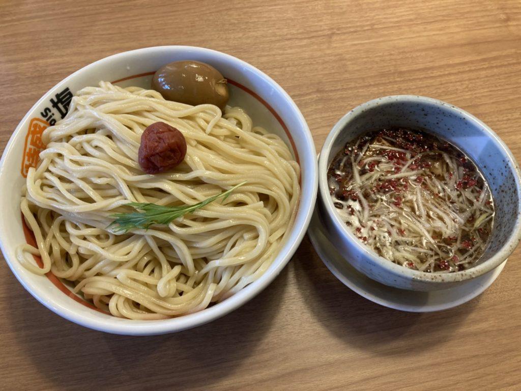 IMG 0698 1024x768 - つけ麺フェア(塩と醤 木津川店)