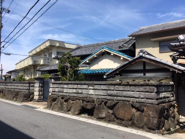 IMG 4569 - 【古家付き売土地】敷地面積約107坪|角地|築61年の古家付き|奈良市中町