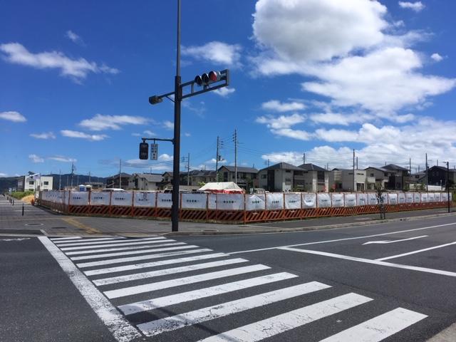 IMG 8658 - 城山台の新築マンションがいよいよ着工!!!