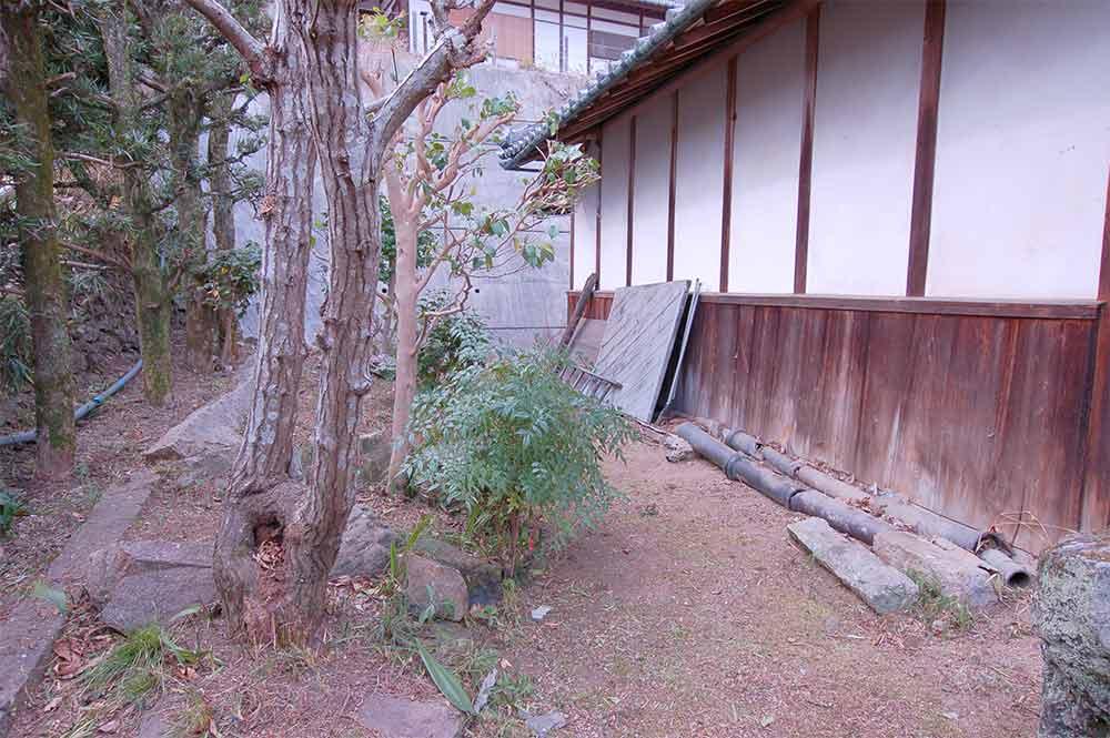 横庭 大正時代の美しい古民家に温室と畑つき 木津川市加茂町大野