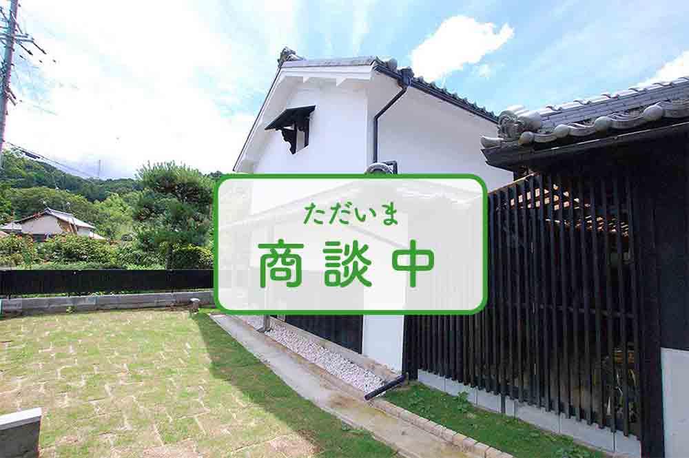 e4d427b9f7d7427a7d9a88a5211ea5ad 4 - 商談中\人が集まる蔵と古民家/離れ・別館・倉庫・広い庭がついてます。DIY・リノベーションに。700坪以上。駐車場10台分。京都府木津川市加茂町