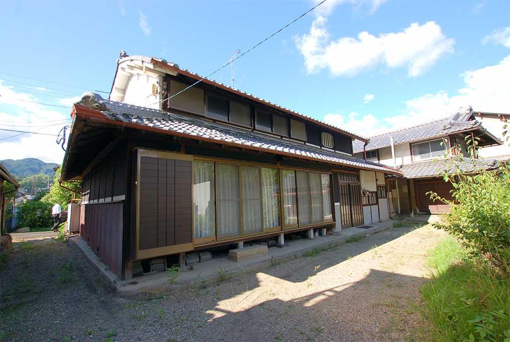 gaikan2 - 京都で新規の古民家を販売予定【木津川市】畑あり