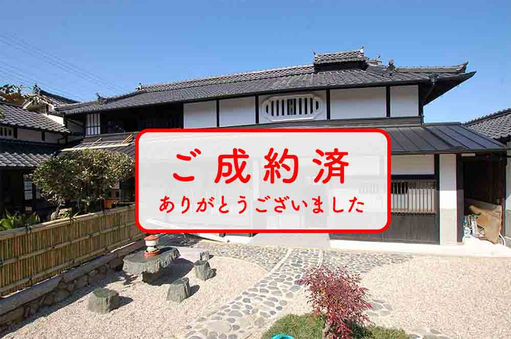 ibirao 1 - 【成約済】囲炉裏と対面キッチンに人が集まる9LDK古民家。木津川市加茂町。
