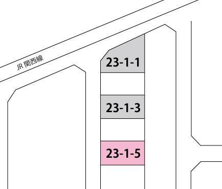 img23 1 5 03 - 売土地┃JR奈良駅から徒歩約12分の土地です!43.89坪(約145.12㎡)奈良県奈良市大森町