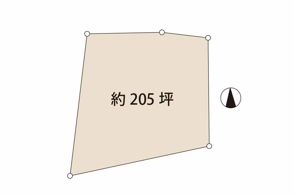 ono draft - 【ご成約済】木津川市加茂町大野の農地205坪